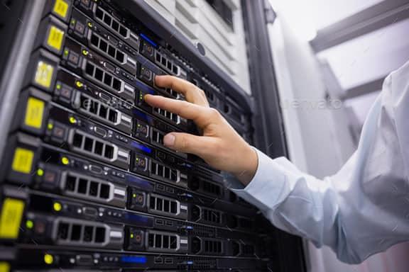 Server Rack Vendita e Assistenza, Soluzioni Informatiche