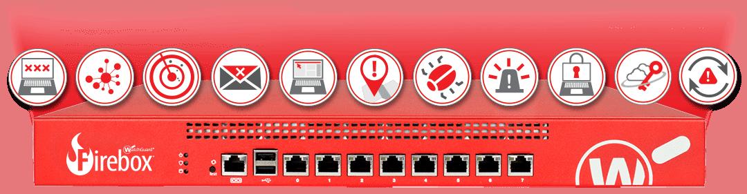 Firewall Professionali Watchguard