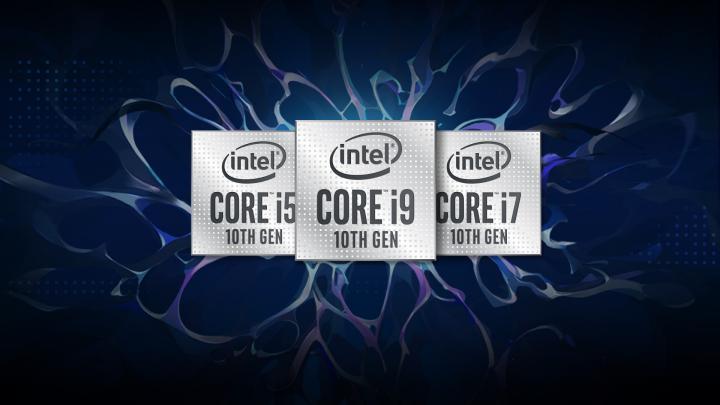 Processori Intel 10 generazione